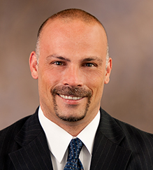 ViaOne Services Leadership Team Marcus McBride Director of Financial Operations